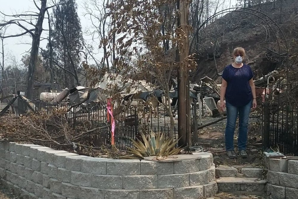 Kenny and Sindy Robinson - Gofundme: Carr Fire, No Insurance, All Lost