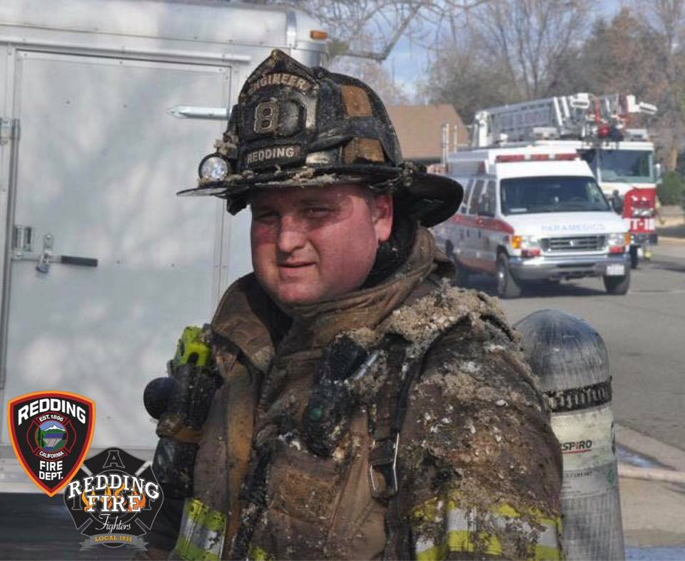 Jeremy Stoke's Memorial Fund - Redding lost a wonderful firefighter and hero. Click here to donate. Tax deductible and 100% goes to the Stoke family