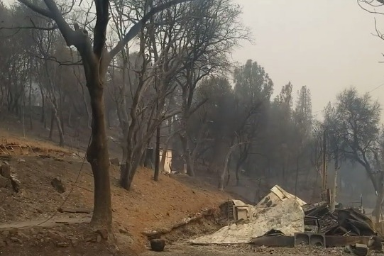 Sheila Fox - Gofundme: Carr Fire Destroyed Home Recovery