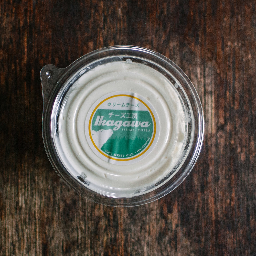 Ikagawa Cream Cheese