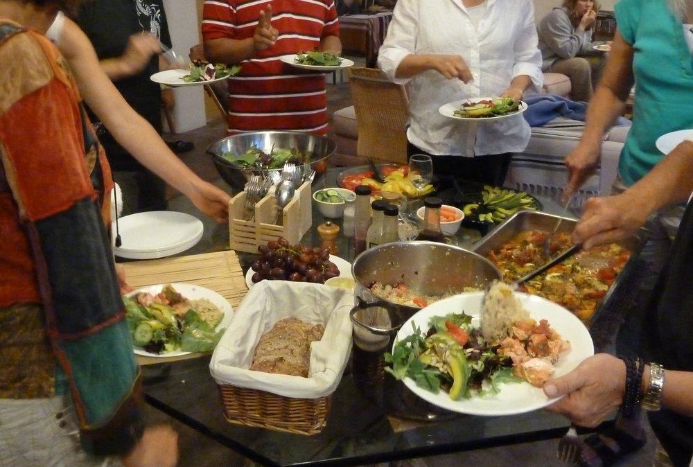 dinner at supervision 2011.JPG