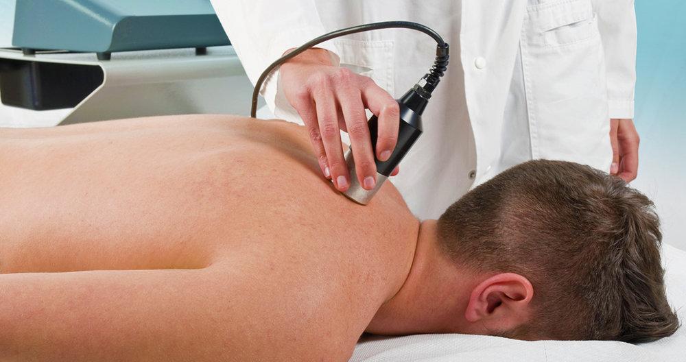 Deep Tissue Massage with Ultrasound