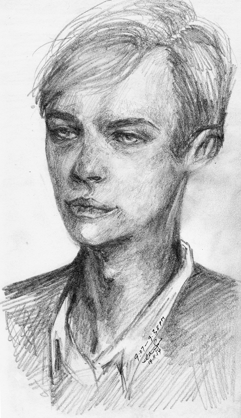 Dane Dehaan, fanart, Kill Your Darlings, actor