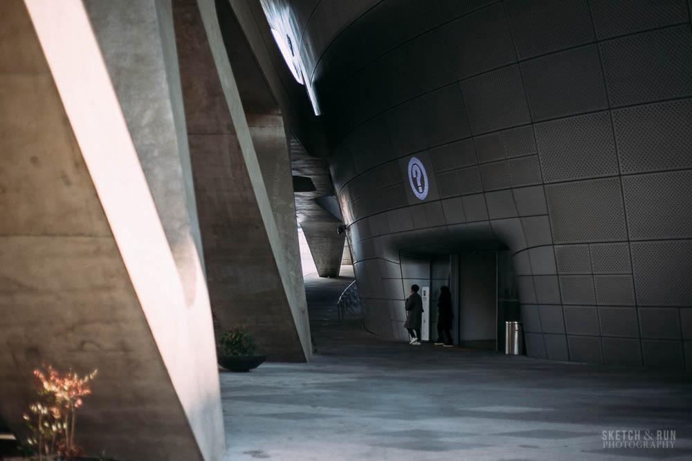 dongdaemun design plaza, dongdaemun, architecture