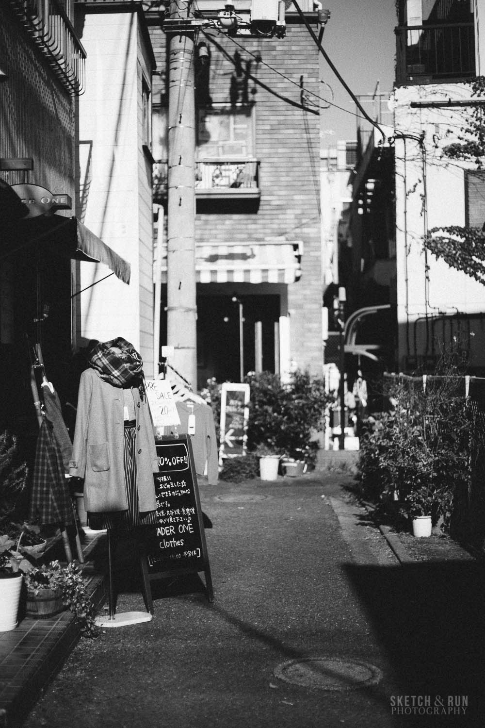 shimokitazawa, tokyo, japan, travel, travel photography, sketch and run, 下北沢, 東京