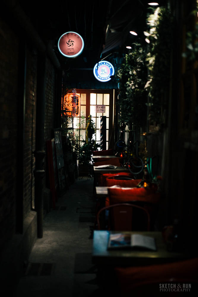 tianzifang, shanghai, china, tourist, travel, travel photography, alley, sketch and run