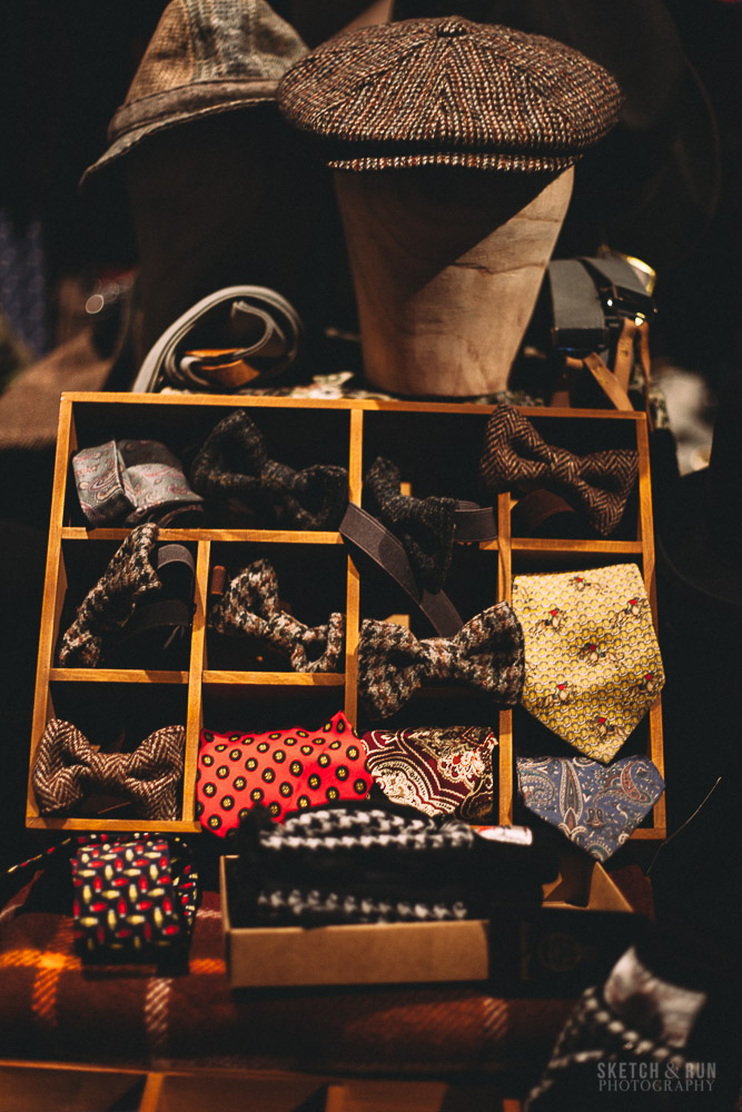 feige vintage fair, feige, 798, beijing, china, 798 art space, vintage, ties, neckties, bowties