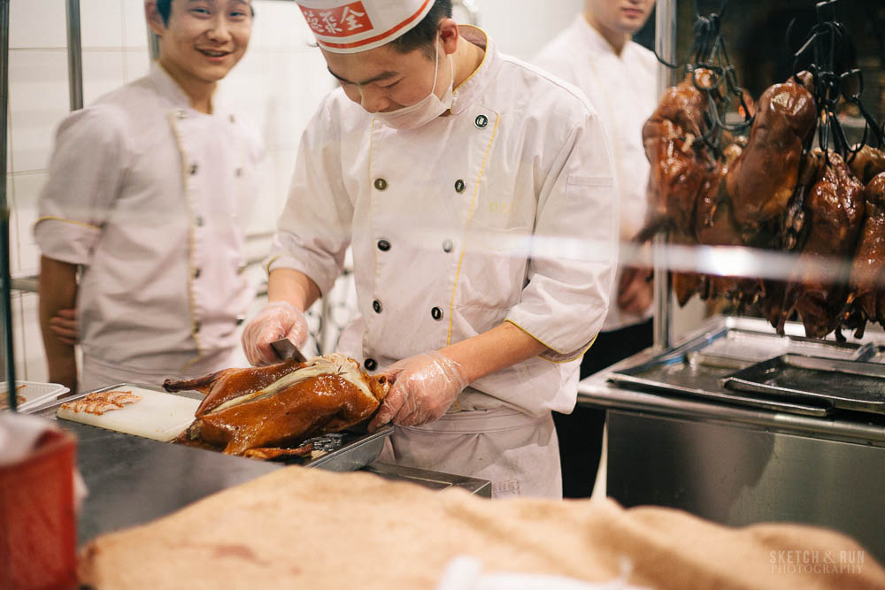 beijing duck, food, beijing, china, food photography, quanjude
