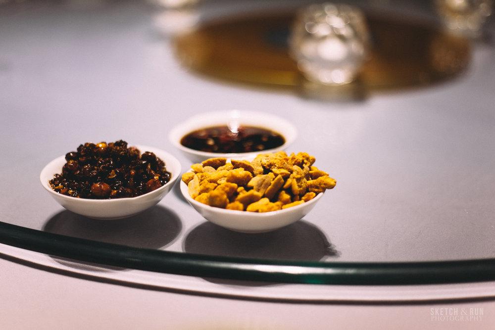 waitan, restaurant, food, sydney, peanuts