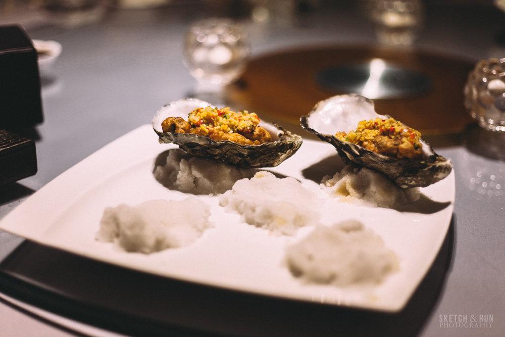 waitan, restaurant, food, sydney, oyster