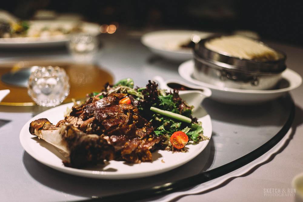 waitan, restaurant, food, sydney, pork, meat
