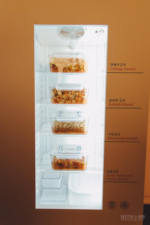 kimchi types, korean foundation
