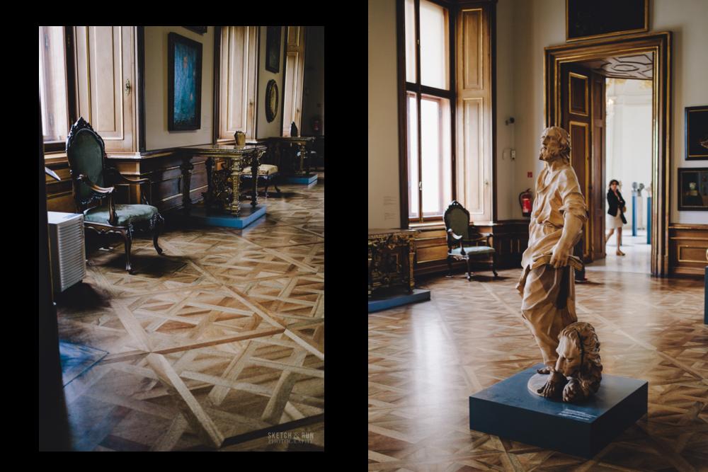 Belvedere, Vienna, Austria, Belvedere Palace, architecture, art gallery