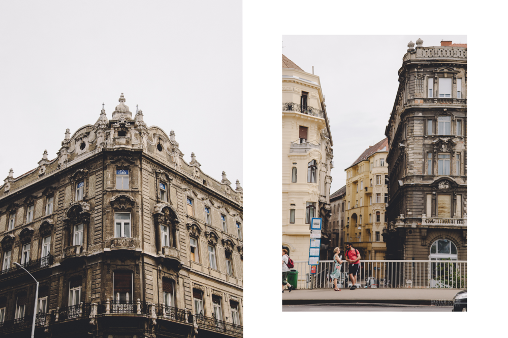 Budapest, Hungary, Street Photography, buildings, architecture