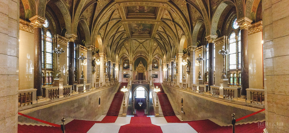budapest, hungary, landscape, panorama, cityscape, hungarian parliament