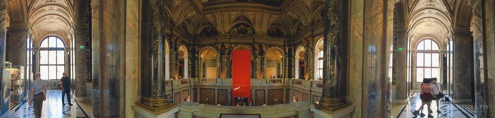 Vienna, Kunst Historiches, Austria