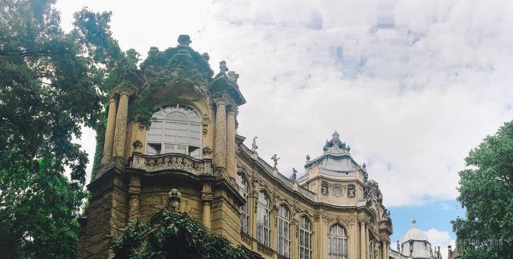 budapest, hungary, landscape, panorama, cityscape, opera house, architecture