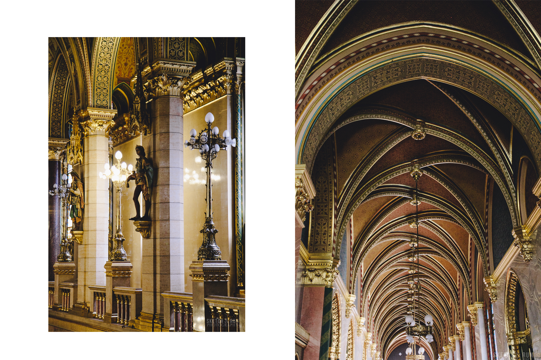 Hungarian Parliament Interior, Hungarian Parliament, Hungary, Budapest