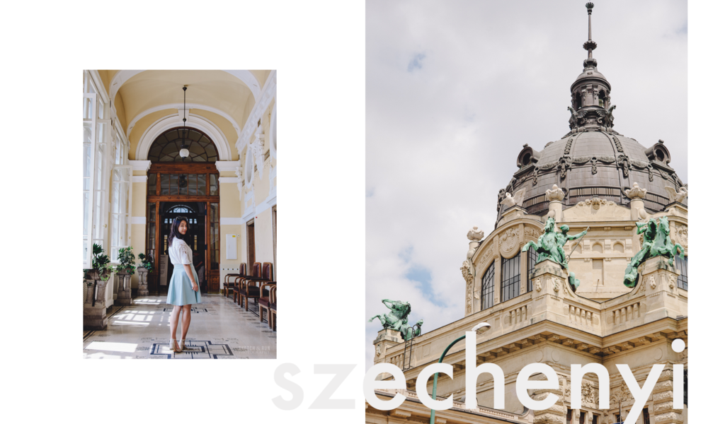 Szechenyi Baths, Budapest, Hungary, Travel, Travel Guide