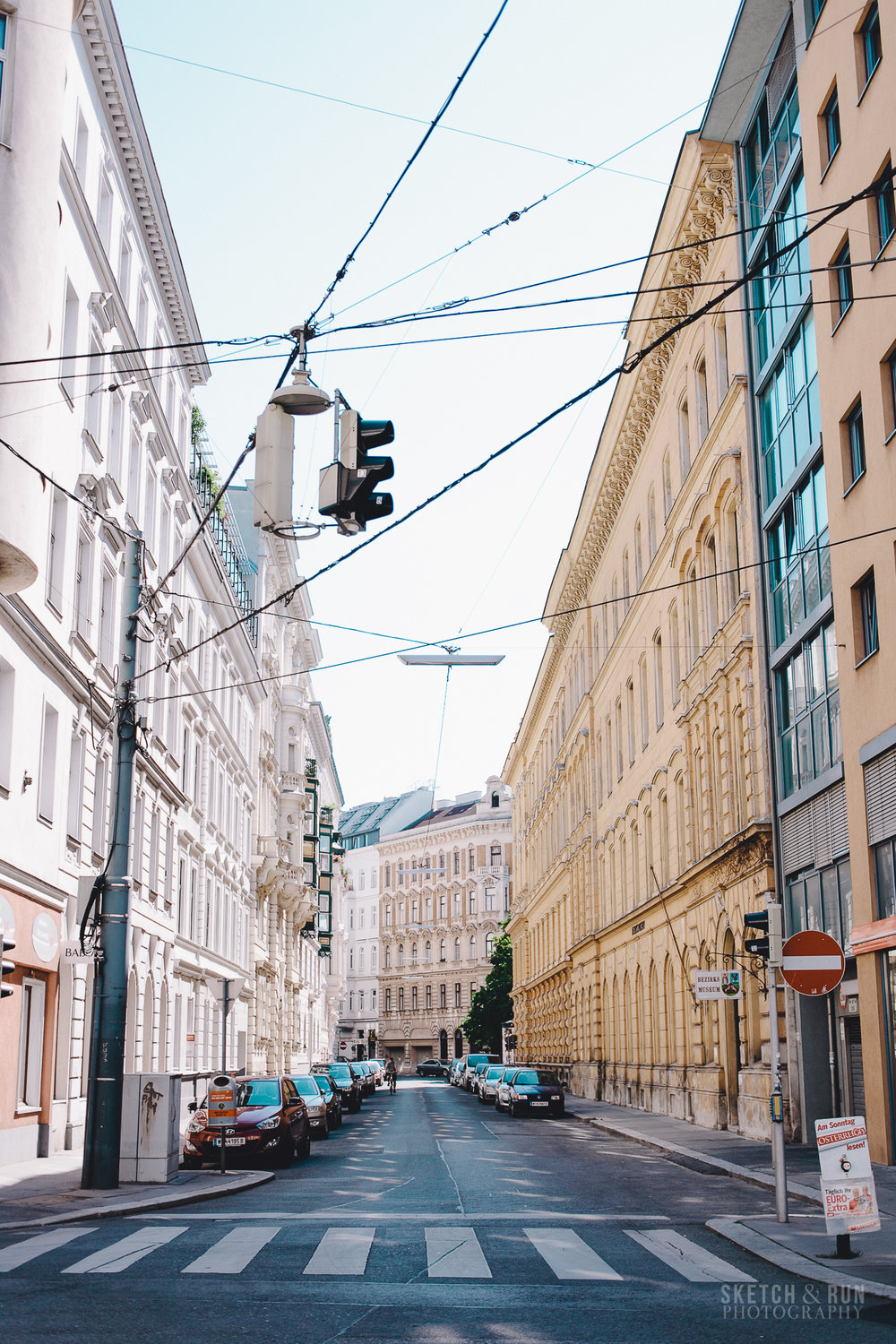 Vienna, Austria, street photography, traffic lights