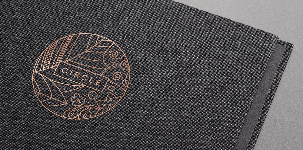 Circle Restaurant - Branding for Circle Restaurant at Millenium Plaza Hotel