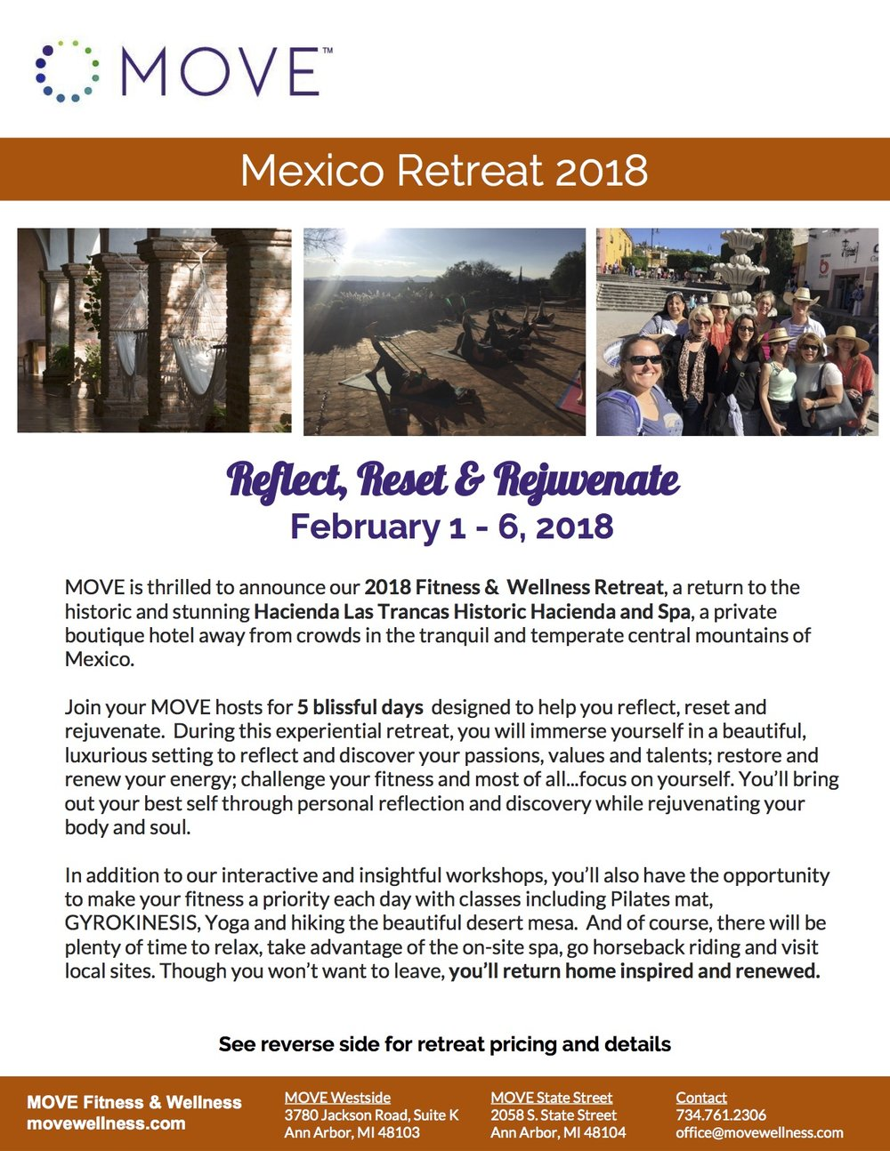 Mexico Retreat 2018 — Samantha Hart