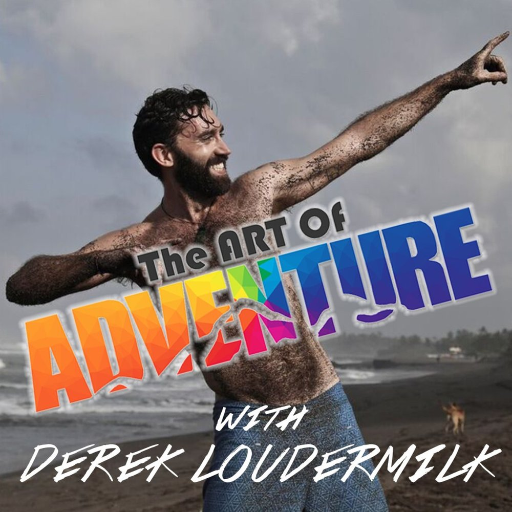 AOA Derek Loudermilk Art of Adventure podcast