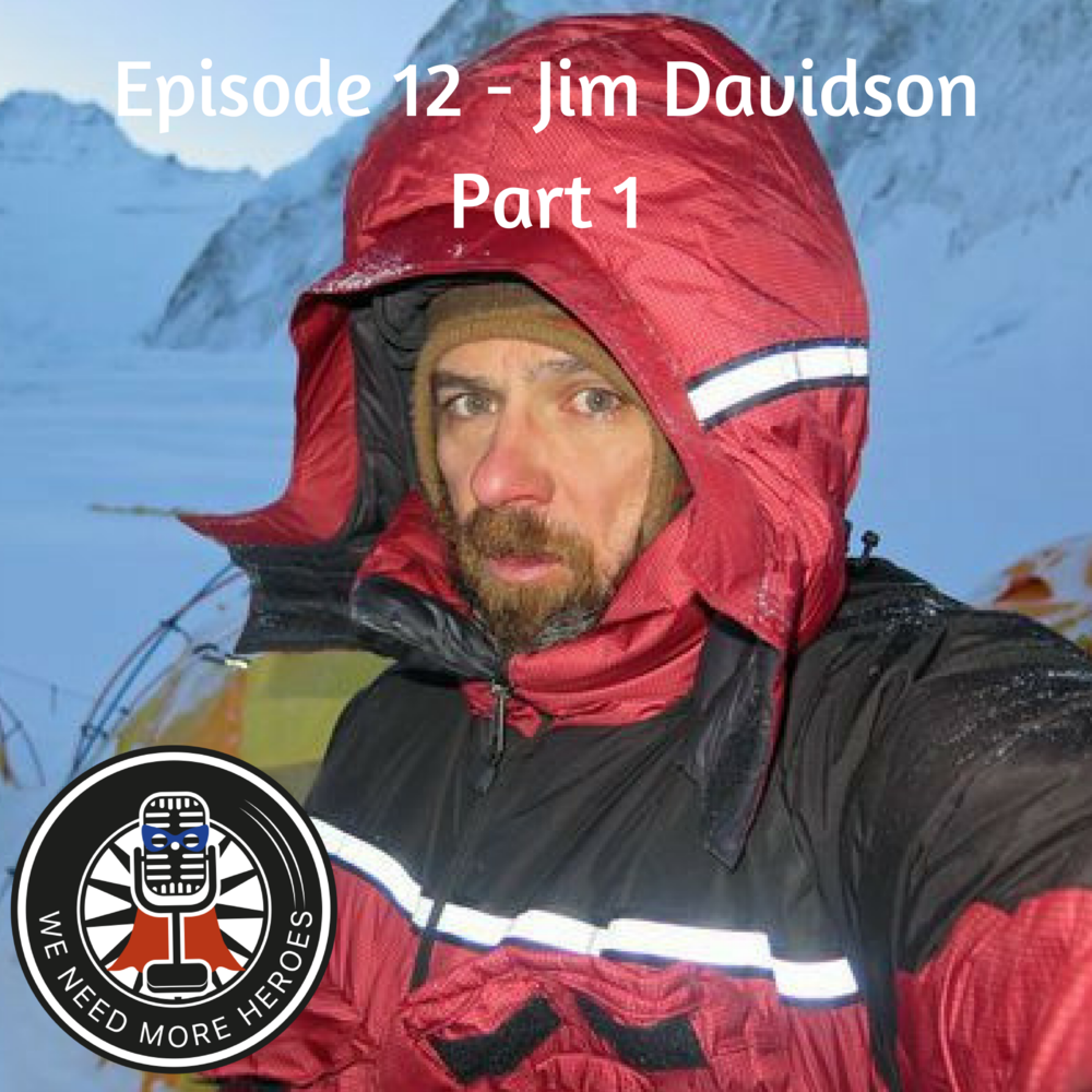 Jim Davidson episode 12 (part 1)