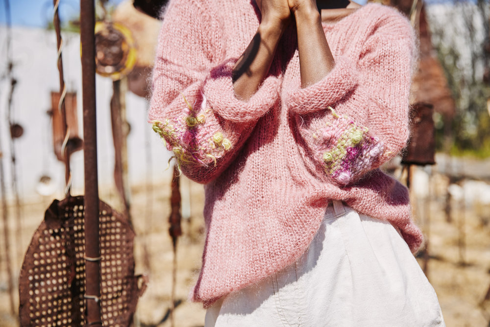 PATCHWORK IN PINK
