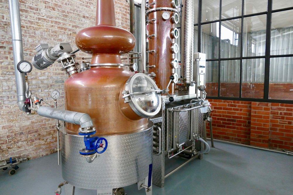 Tapanga Distillery