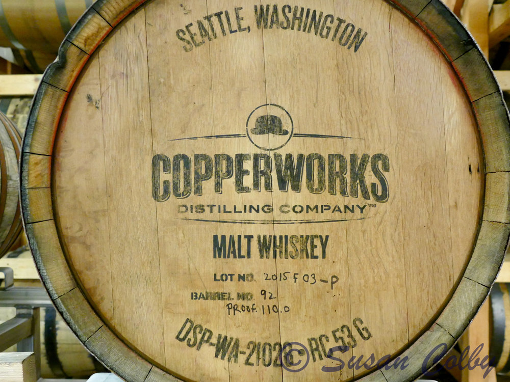 copperworks barrel