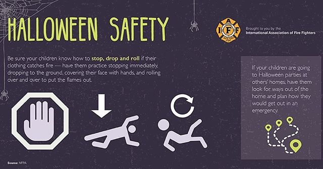 Make sure children have a fun and #safehalloween! #IAFF #Halloween #GreenburghFirefighters #Greenburgh #Hartsdale #Fairview #Greenville #Edgemont  #Scarsdale #GreenburghFire #GUFA1586
