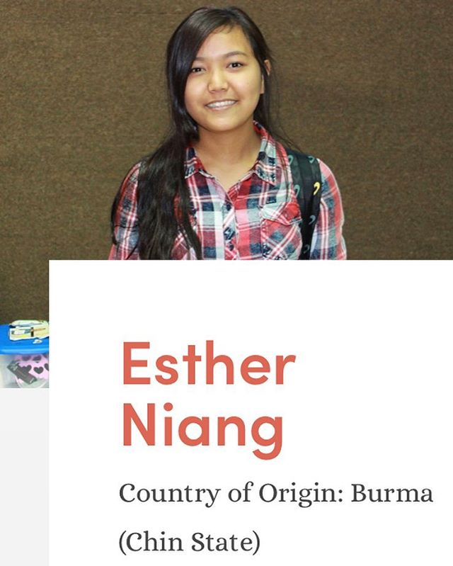 Esther was born in Burma but later her family fled to India where living conditions were very hard...they only ate one meal a day. Currently Esther is a student at Atlanta Adventist Academy. As a child she dreamed of studying in the medical field; however, as she grew older, she developed an interest in becoming a teacher and traveling. When she finishes college she wants to go all over the world as a missionary...anywhere God sends her.  For just $40.00 a month you can help Esther reach her goal of becoming a missionary teacher! Please click the link in our bio to begin.
