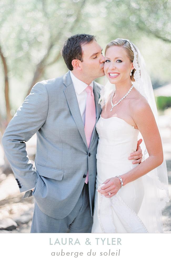 Auberge Du Soleil Wedding Photography