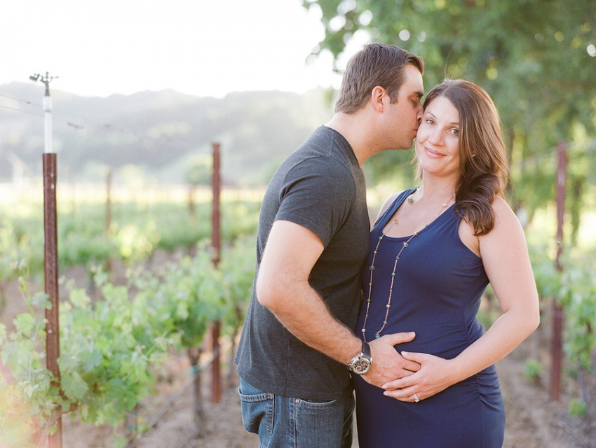 Napa Maternity Photography