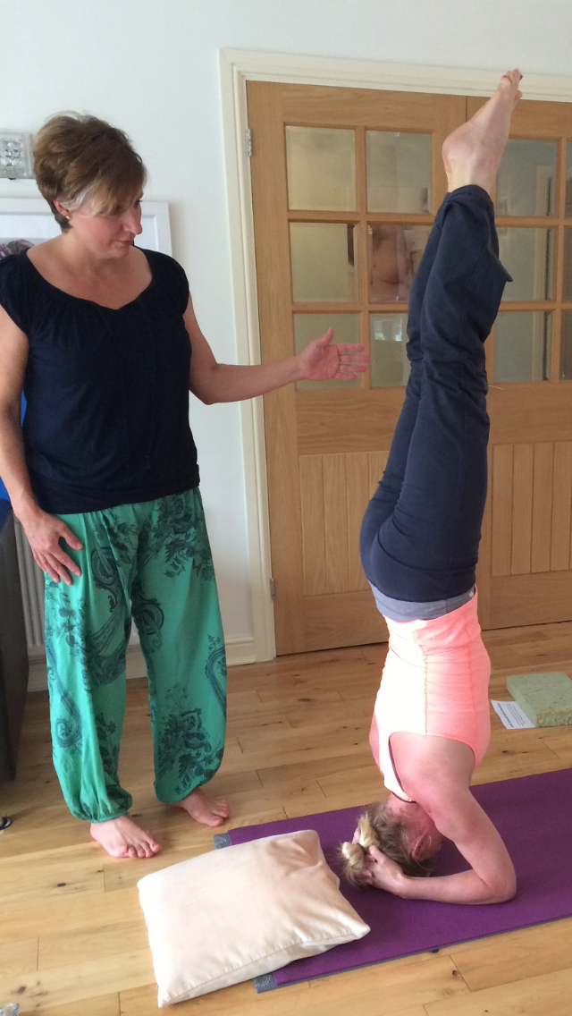 Sunday workshops give you the time and space to take your yoga beyond your regular class