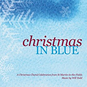 St Martin's Voices   Christmas in Blue (2013)