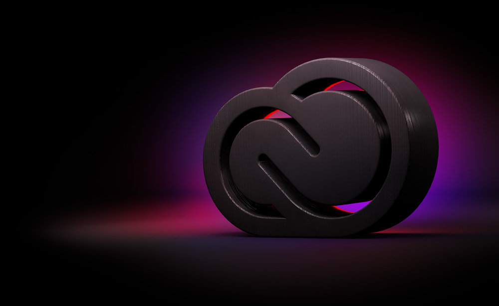 The Creative Cloud logo
