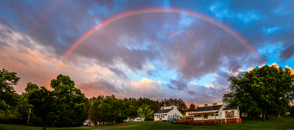 Camp Ramah in Wisconsin   Established 1947