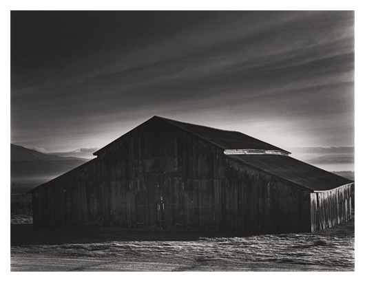 Old Barn, Salinas Valley
