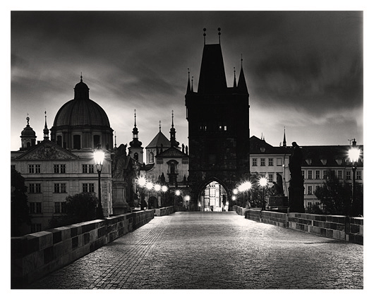 The Charles Bridge (Czech Republic)