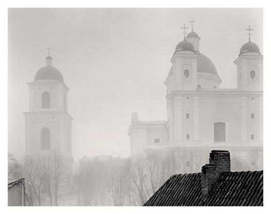 Crosses in Snow