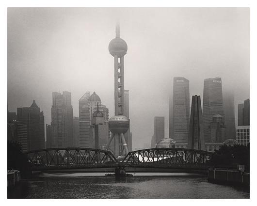 Shanghai in Rain