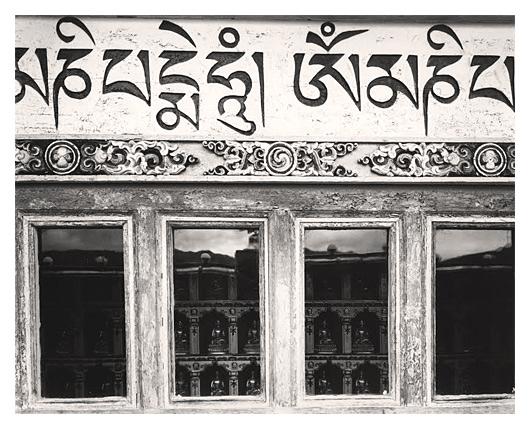 Thousand Buddhas (Tibet)