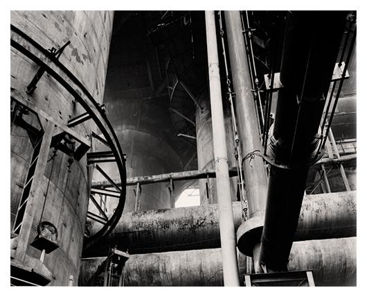 Sleeping Steel Mill, Study 2