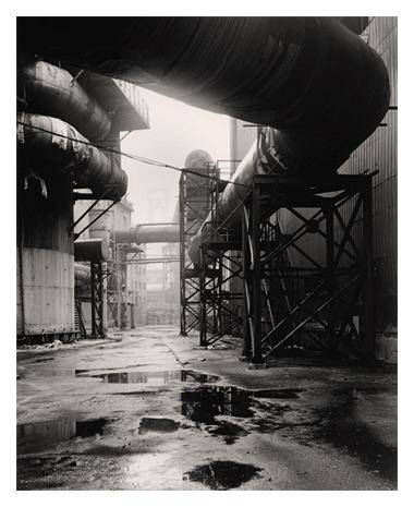 Sleeping Steel Mill, Study 3