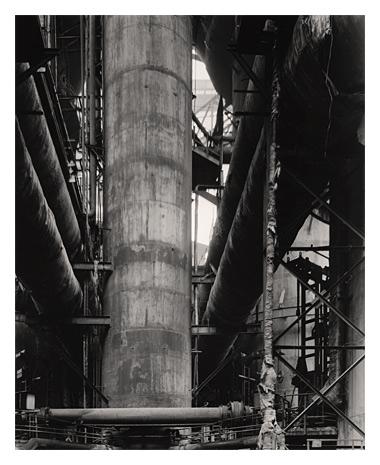 Sleeping Steel Mill, Study 4