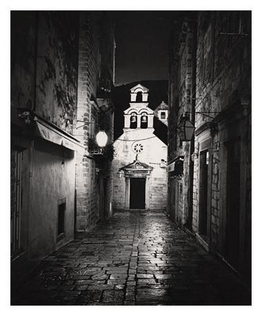Saint Nicholas, Study 2 (Dubrovnik)