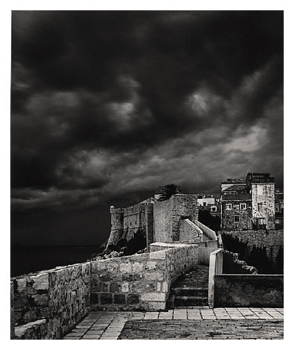 Storm Clouds over Dubrovnik