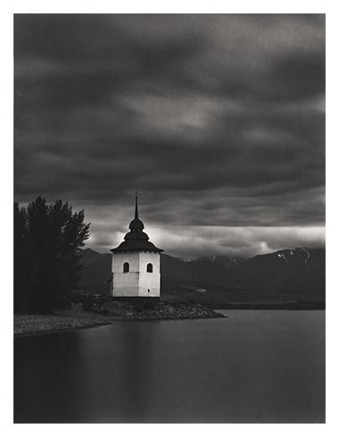 Chapel on the Lake (Slovenia)
